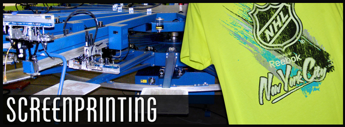 COED SPORTSWEAR SCREENPRINTING